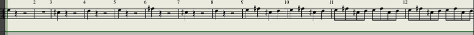 """how doesthe jaws theme tune build tension Force-theme---melody-(goals) thus, the theme gradually builds to a climax over a long stretch, then more quickly relaxes and comes to an end because this is the general pattern of tension found in most action narratives and the struggles they involve, you might call this the """"struggle"""" contour but the."""